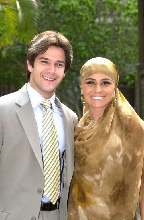 Lucas & Jade (Giovanna Antonelli & Murilo Benício)