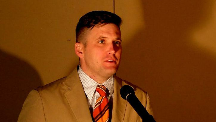 """The Associated Press reports: Richard Spencer, an alt-right leader who convened the weekend gathering sponsored by his National Policy Institute, told the Associated Press he was """"disappointed"""" in Trump's comments. But Spencer said he understands """"where he's coming from politically and practically,"""" adding that he will """"wait and see"""" how the real estate mogul's administration ..."""
