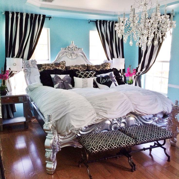 Bedroom Curtains Tiffany Blue Curtain Menzilperde Net