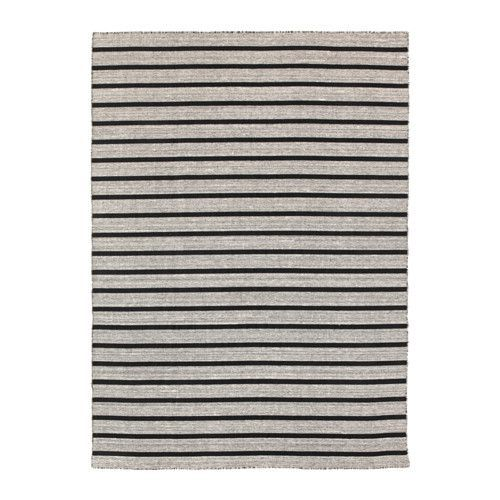 RASKMÖLLE Rug, flatwoven  - IKEA - for under Dining Table