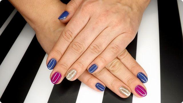 Blog urodowo-kosmetyczny LadyAggu: Manicure