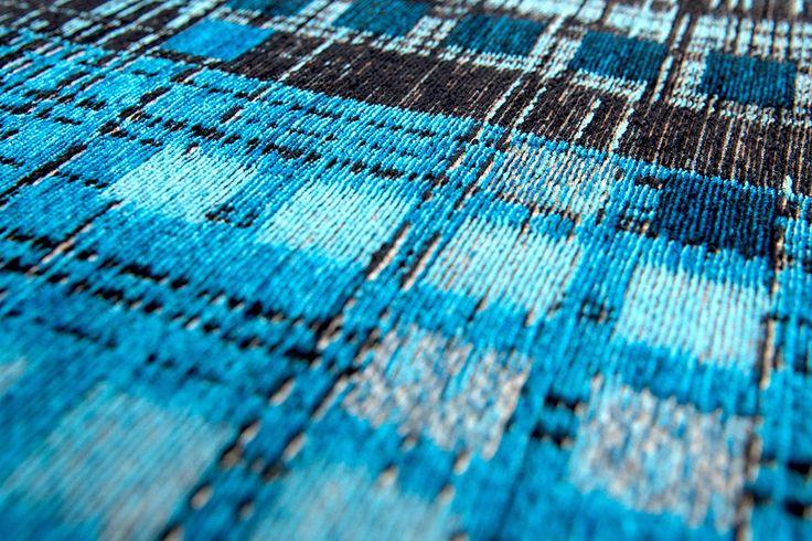 """Ковер 2015 """"Нью Йорк авеню"""" голубого цвета Blue Avenue #carpet #carpets #rugs #rug #interior #designer #ковер #ковры #дизайн  #marqis #antique"""