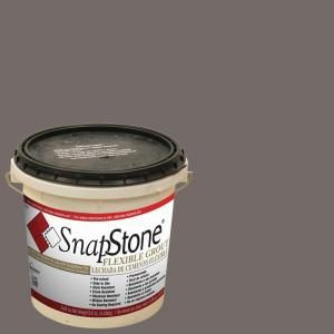SnapStone, Charcoal Grey 9 lb. Urethane Flexible Grout, 11-219-02-01 at The Home Depot - Mobile