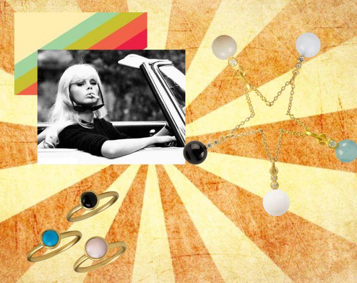 Bring out RETRO | #jewellery #retro #style #fashion #smykker