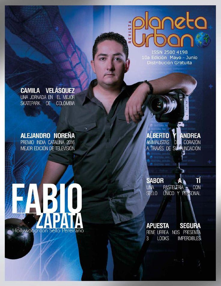 Revista Planeta Urbano ed. 10