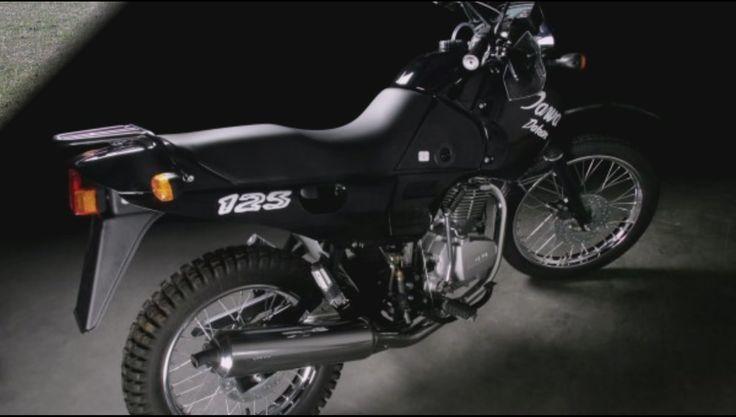 Jawa 125 Dakar  !