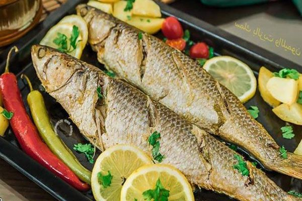 سمك بالفرن زاكي Cooking Recipes Food