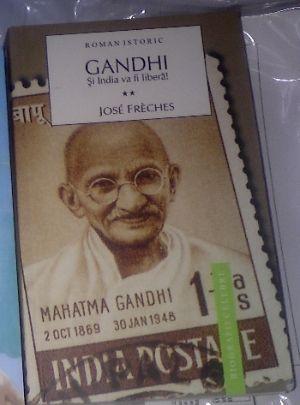 """Într-un articol precedent v-am povestit despre cât de absorbit am fost de cartea lui Douglas Jackson: """"Caligula, tiranul Romei"""", carte pe care am primit-o în cadrul minunatei campanii vALLuntar, iniţiată de Grupul Editorial All în parteneriat cu ROMSILVA. Astăzi vreau să vă spun câteva cuvinte despre cea de a doua carte: """"Gandhi şi India va fi liberă!"""", scrisă de José Frèches. Nu există termene de comparaţie între această carte şi celelalte cărţi pe care am apucat să le citesc până în…"""