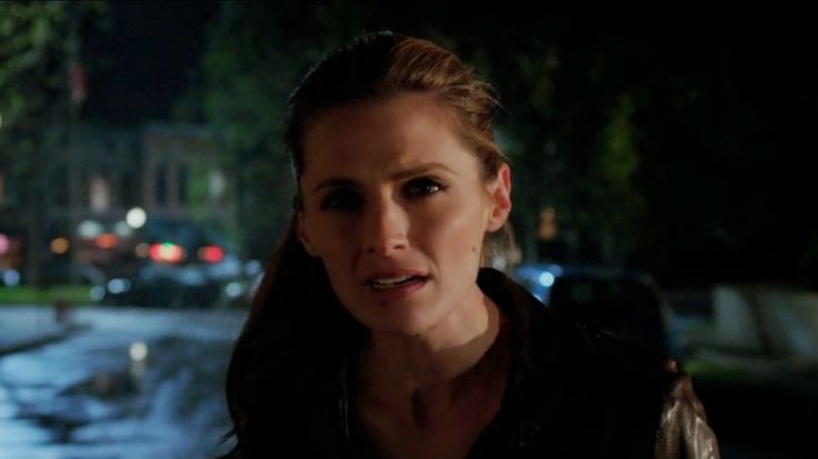 MY facial expression at the end of Castle's season 6 Finale - For Better or Worse .. what??