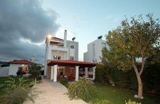 Beach Front Villa with direct beach access on a fantastic Almost Private BeachHoliday Rental in Gennadi from @HomeAway UK #holiday #rental #travel #homeaway