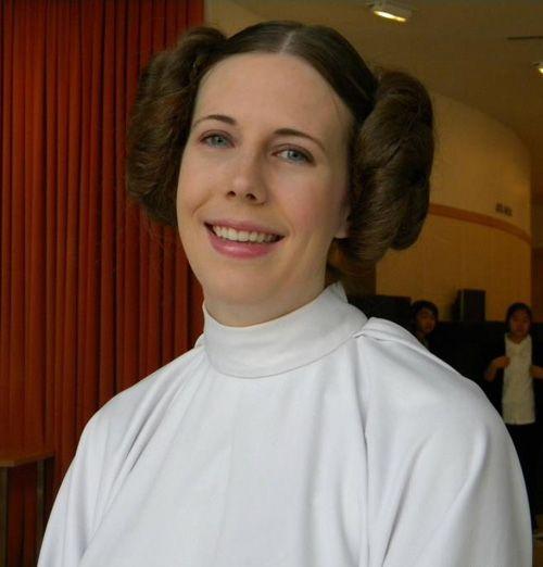 Princess Leia Bun Tutorial the insta-bun method