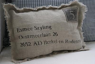 Esmee Styling: Werkkamer