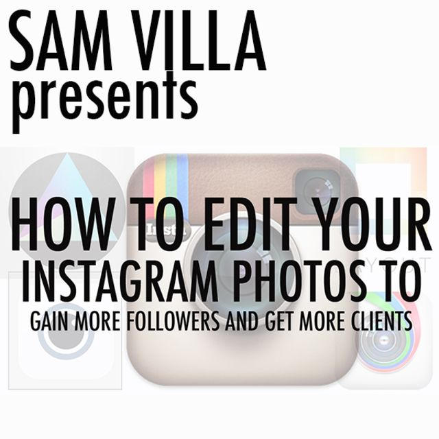 With over 70 million active daily users, Instagram has become one of the fastest growing and popular social media platforms today. It's an easy way to show your friends, family and others your story through photography. It's also become one of the most popular platforms for hair inspiration. From pixies and braids to color work, it's quite possibly the fastest way to grow your personal brand and salon business!