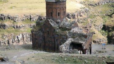 Church in Ani, Eastern Turkey