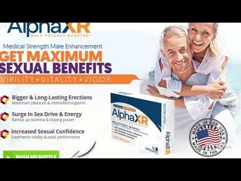 Alpha Xr Male Enhancement Reviews Scam Or A Legit Deal Https
