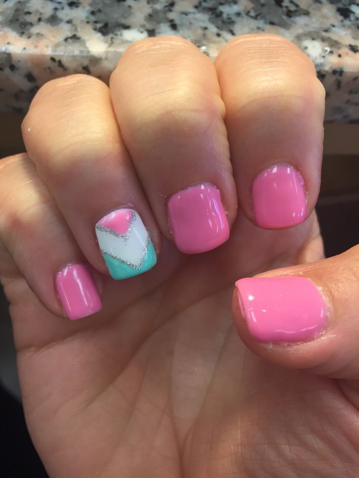 25+ Best Ideas About Pink Shellac Nails On Pinterest