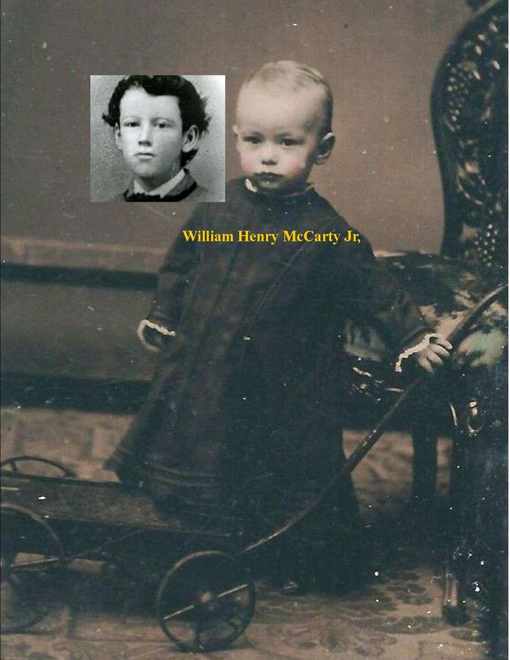 Wm H Mccarty Baby Photo Rj Pastore Collection