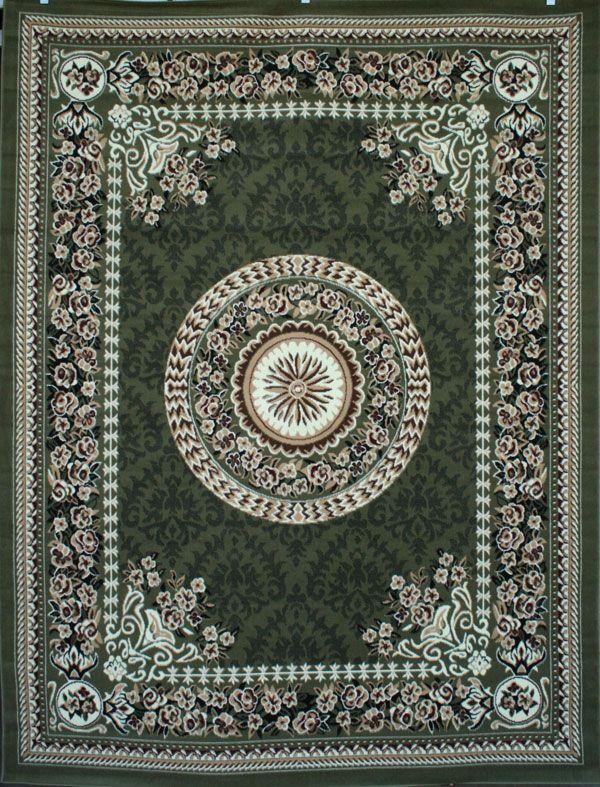 Oriental Rug Sage Green Rug 8x11 Oriental Rugs