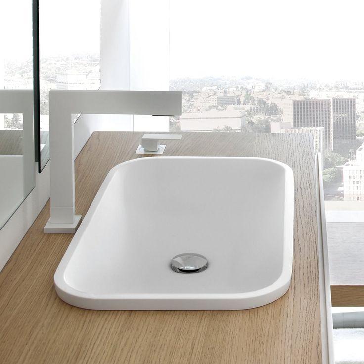 2 hole countertop washbasin mixer HITO CINQUANTUNO Hito Cinquantuno Collection by GEDA