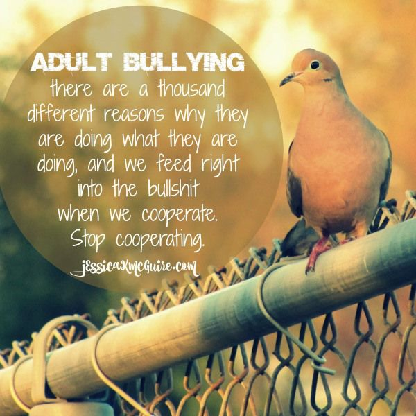 Adult Bullying Protecting Your Children - the reasons ...