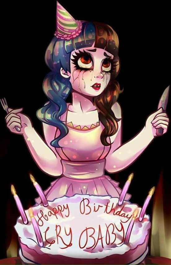 cake, cry baby, fondos, happy birthday, melanie martinez - image ...