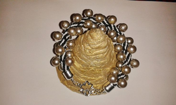 big beads bracelet