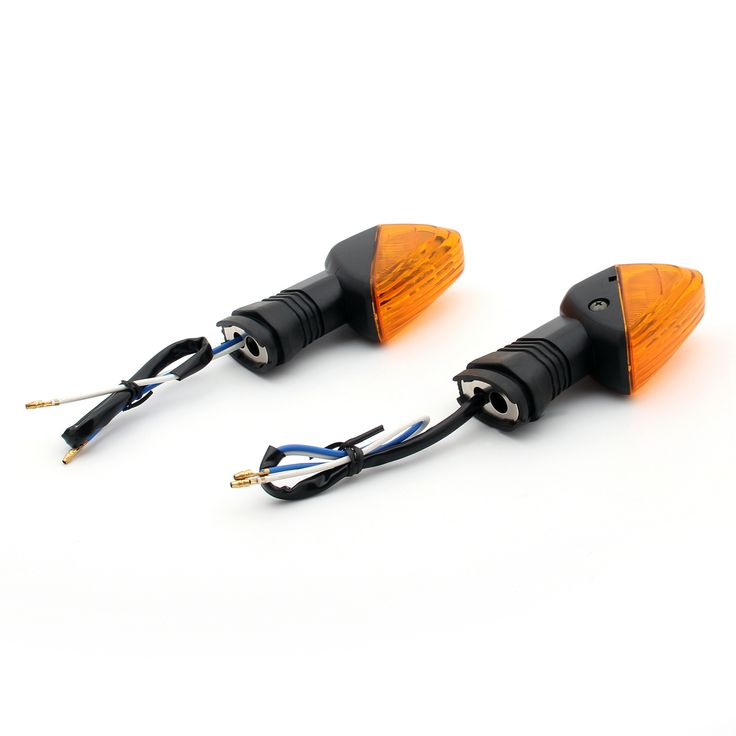 Mad Hornets - FRONT or REAR Indicators Turn Signals Kawasaki ZX6R Z1000 Z750 Ninja 650R KLE650 KLE500 Versys, Amber, $39.99 (http://www.madhornets.com/front-or-rear-indicators-turn-signals-kawasaki-zx6r-z1000-z750-ninja-650r-kle650-kle500-versys-amber/)