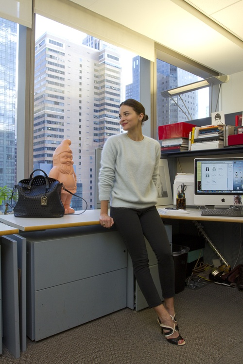 What the Team Behind Glamour Magazine Wears to Work  #zappos