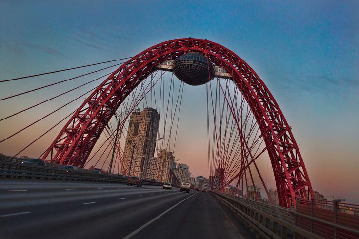 scenic bridge by Anastasia Krylova on 500px