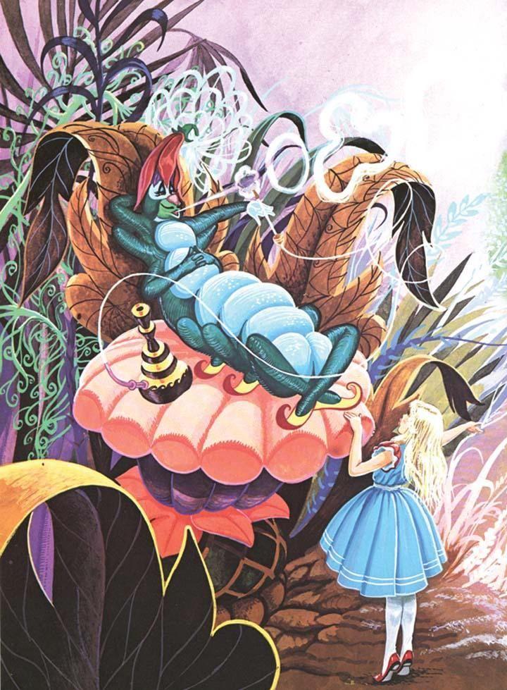 Alice in wonderland drunk-7076