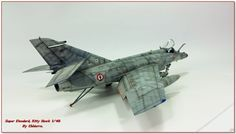 Dassault Super Étendard Kitty Hawk 1:48 by CB Hierro