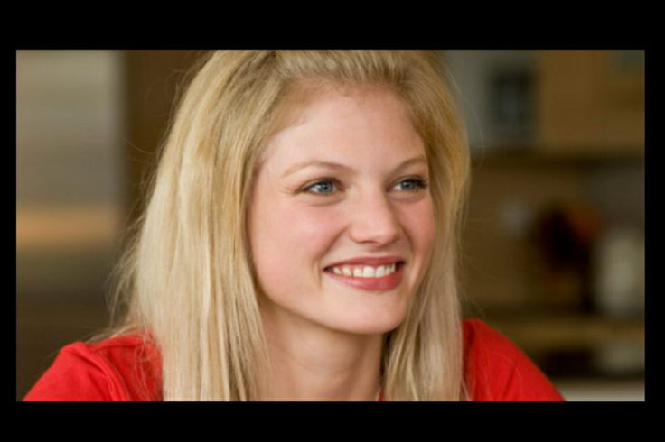 Love Cariba Heine! One of the best actresses EVER