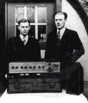 One-way police radio communications.jpg Detroit - 1928