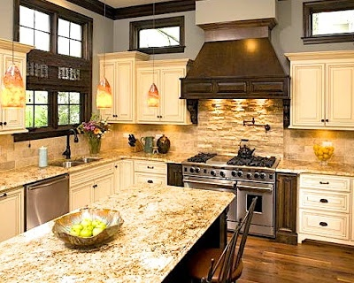 Leovan Design: Inspirational Designs #kitchendesign #kitchen