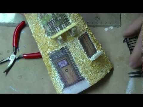 tutorial tegola 3D casa di città 1 2 - YouTube