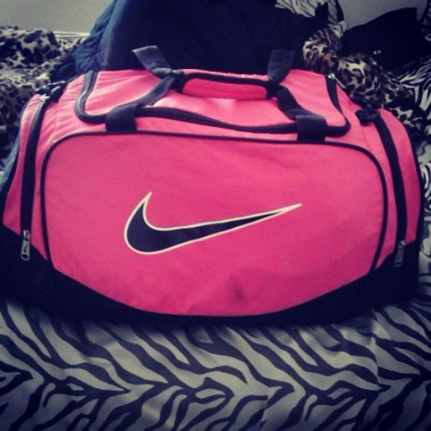 Nike bag<3 I have this for volleyball!