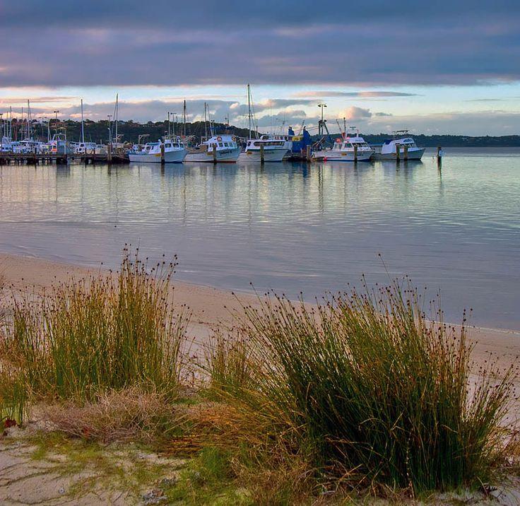 Emu Point Boat Harbour, Albany Western Australia