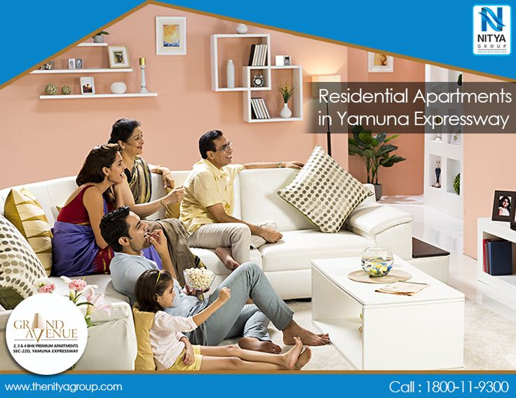 #NityaGroup has coming up with a new residential #apartment project Nitya Grand Avenue at Sector 22D, #YamunaExpressway