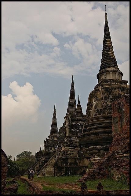 Thailand....hogwarts?