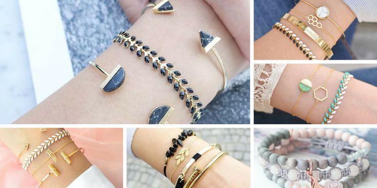 Modetrend: 30 Die schönsten Damenarmbänder