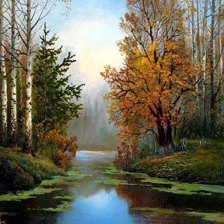 S.Teslyuk, Autumn Silence (to calm the passions)