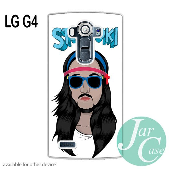 dj steve aoki Phone case for LG G4 and other cases