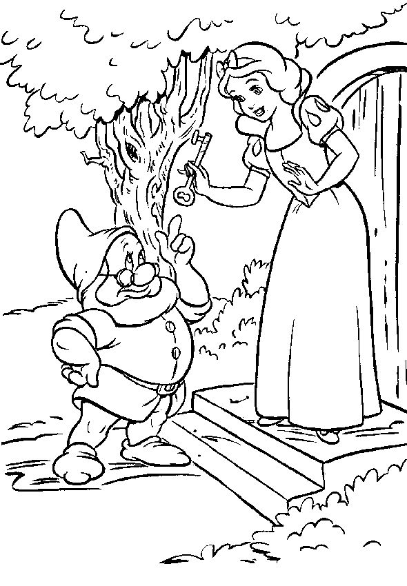 Best 25 Snow white coloring pages ideas on Pinterest Snow white