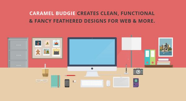 Websites Featuring Flat Illustrations – Best Examples