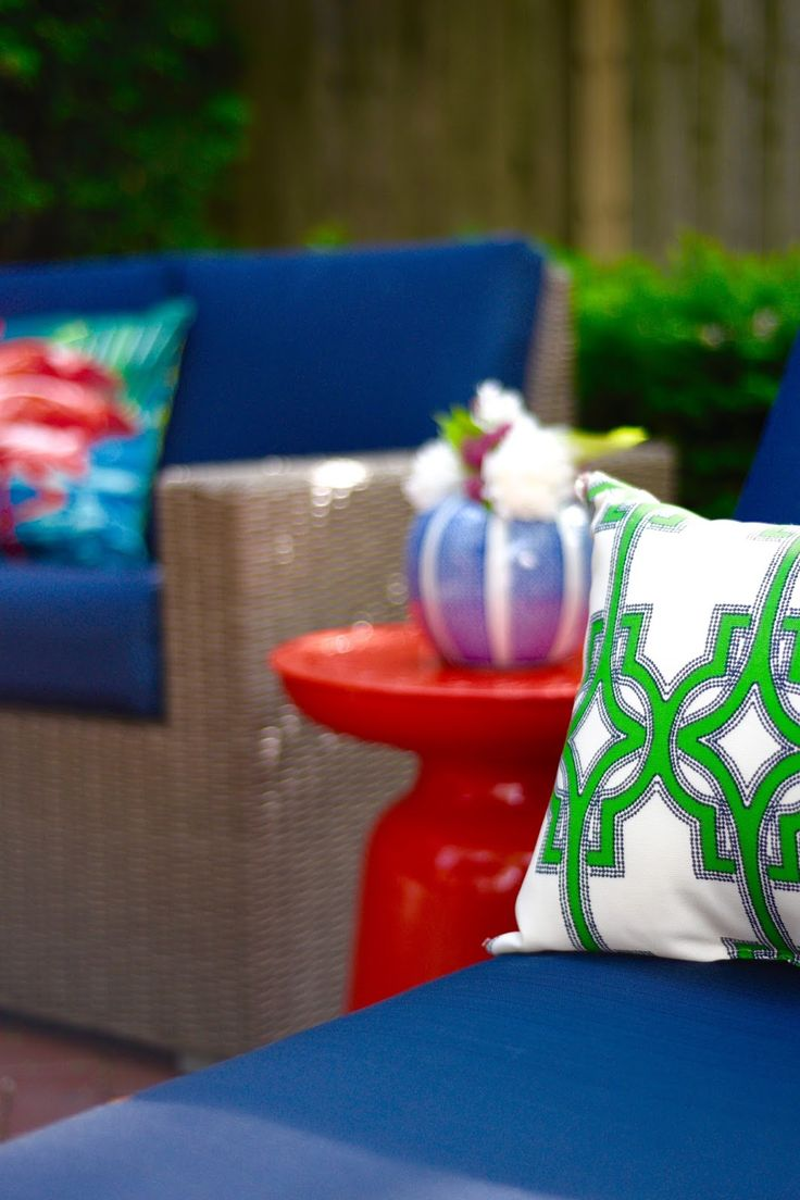 Decorating Ideas For Outdoor Spaces | Home With Keki / Interior Design Blog