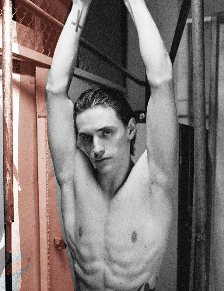 Sergey Polunin for Interiview magazine, 2014