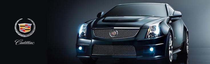 Vendita ed importazione veicoli Cadillac. Assistenza e Ricambi auto americane.
