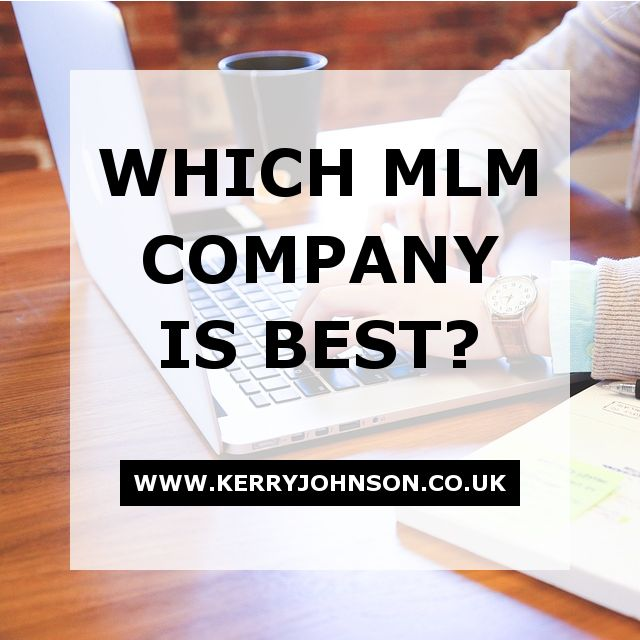 "Recently, I've noticed a lot of people asking questions about ""the best multi-level marketing or direct sales company"". With the rapid growth of network marketing, it's no surprise that people want to know what's out there."