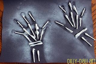 Q-tip bones