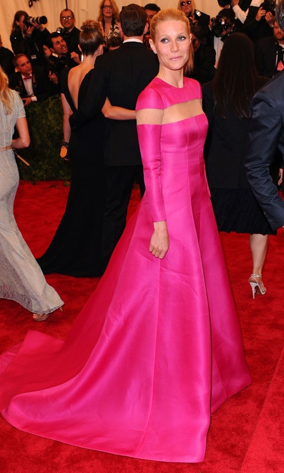Gwyneth Paltrow Met Ball 2013